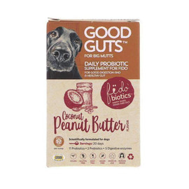 Good Guts for Big Mutts Daily Probiotic Supplement for Dogs