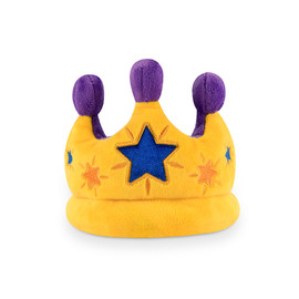 P.L.A.Y. Party Time Collection Canine Crown Plush Dog Toy