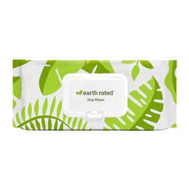 Earth Rated Certified Compostable Unscented Dog Wipe