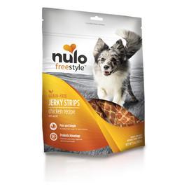 Nulo Freestyle Jerky Strips Chicken Recipe Dog Treats
