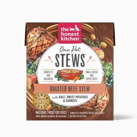 The Honest Kitchen One Pot Stews Beef Wet Dog Food