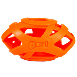 Chuckit! Breathe Right Fetch Football Dog Toy