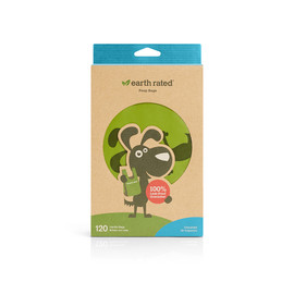 Earth Rated Unscented Waste Disposal Handle Bags