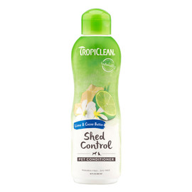 TropiClean Lime & Cocoa Butter Shed Control Cat & Dog Conditioner