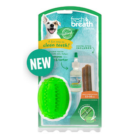Fresh Breath By TropiClean Fresh N' Fun Dental Chew Dog Toy