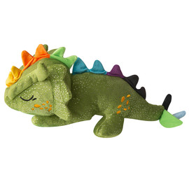Snugarooz Drowsy The Dragon Plush Dog Toy