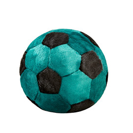 Fluff & Tuff Soccer Ball Plush Dog Toy