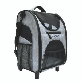 Bergan Rolling Pet Carrier