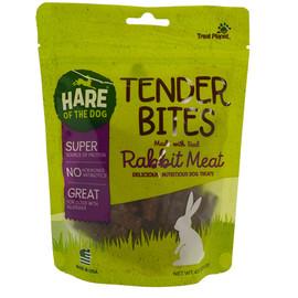 Hare of the Dog Tender Bites Rabbit Meat Dog Treats