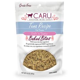 Caru Soft 'n Tasty Baked Bites Tuna Recipe Cat Treats