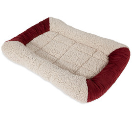Aspen Pet Self-Warming Bolster Pet Mat
