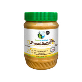 Green Coast Pet Pawnut Butter w/ Real Honey Dog Treat