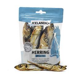 Icelandic+ Herring Whole Fish Cat Treats