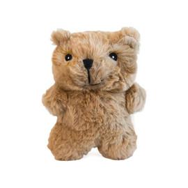 Allie's Toy Box Softy Bear Plush Dog Toy - Front