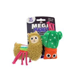 Mega Madness Llama Set Plush Dog Toy