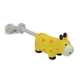 Li'l Pals Latex Giraffe Dog Toy