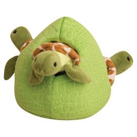 Snugarooz Hide & Seek Reef Interactive Plush Dog Toy