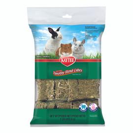 Kaytee Timothy Hay Blend Cubes Small Animal Treat