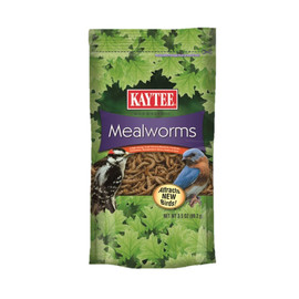 Kaytee Mealworms Wild Bird Food Treat