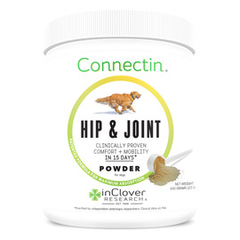 InClover Canine Connectin Hip & Joint Powder for Dogs - Front
