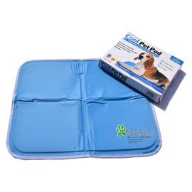 The Green Pet Shop Cooling Dog Pad - Front, Small