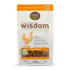 Dr. Bob Goldstein's Wisdom Chicken Recipe Air-Dried Dog Food - Front