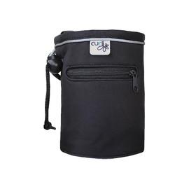 Curli Dog Treat Bag - Front