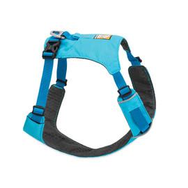 RuffWear Hi & Light Dog Harness - Blue Atoll