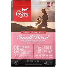 Orijen Small Breed Recipe Dry Dog Food - Front