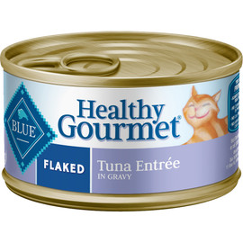 Blue Healthy Gourmet Adult Flaked Tuna Entrée Canned Cat Food
