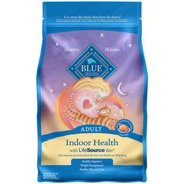 Blue Indoor Health Adult Chicken & Brown Rice Recipe Dry Cat Food