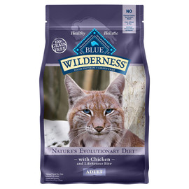 Blue Wilderness Adult Chicken Dry Cat Food