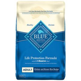 Blue Life Protection Formula Chicken and Brown Rice Recipe Adult Dry Dog Food