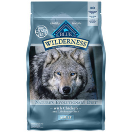 Blue Wilderness Chicken Dry Dog Food