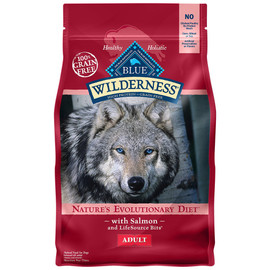 Blue Wilderness Adult Salmon Dry Dog Food