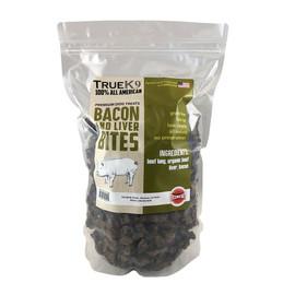 True K9 Bacon and Liver Bites Dog Treats