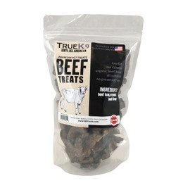 True K9 Beef Strips