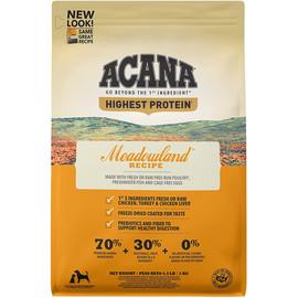 Acana Meadowland Recipe Dry Dog Food - Front