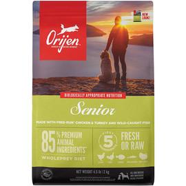 Orijen Senior Recipe Dry Dog Food - Front
