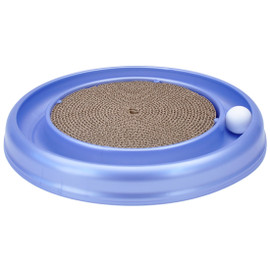 Turbo Scratcher Cat Toy, Assorted Colors
