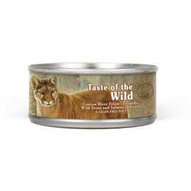 Taste of the Wild Canyon River Feline Formula Canned Cat Food