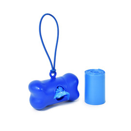 Poo Smart Bone Dog Waste Dispenser with Bags