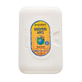 Earthbath Mango Tango Grooming Pet Wipes
