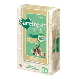 Carefresh Complete Ultra Natural Paper Small Animal Bedding