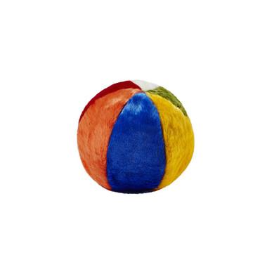 Fluff /& Tuff Plush Beachball Dog Toy