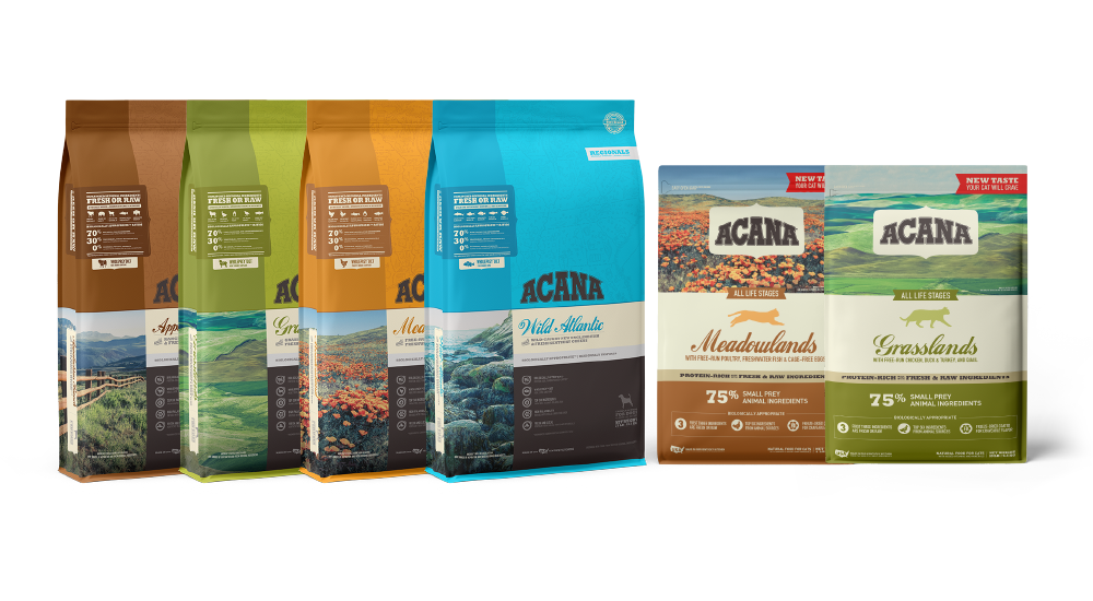 Acana products