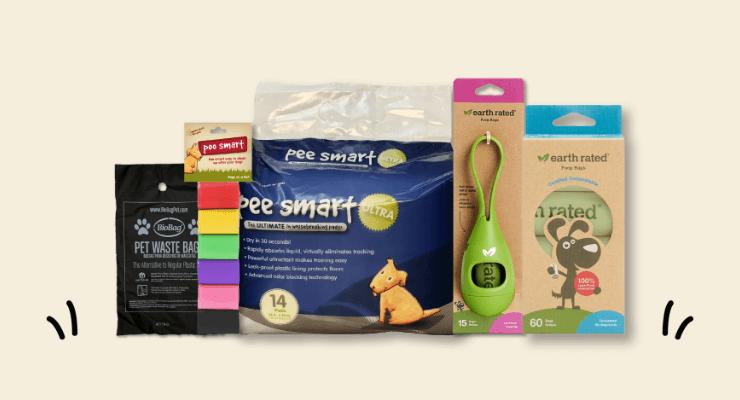 Dog sanitation products