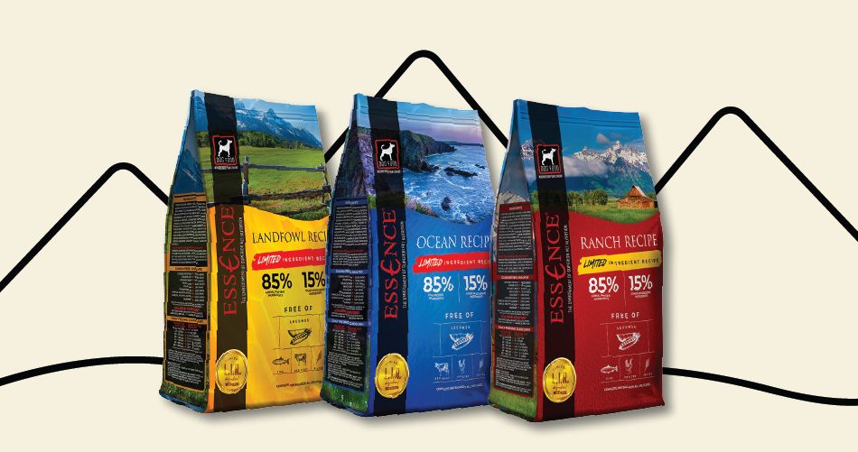 essence dog products.Click here to shop essence dog products
