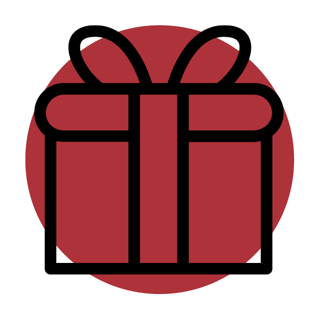 A Present box