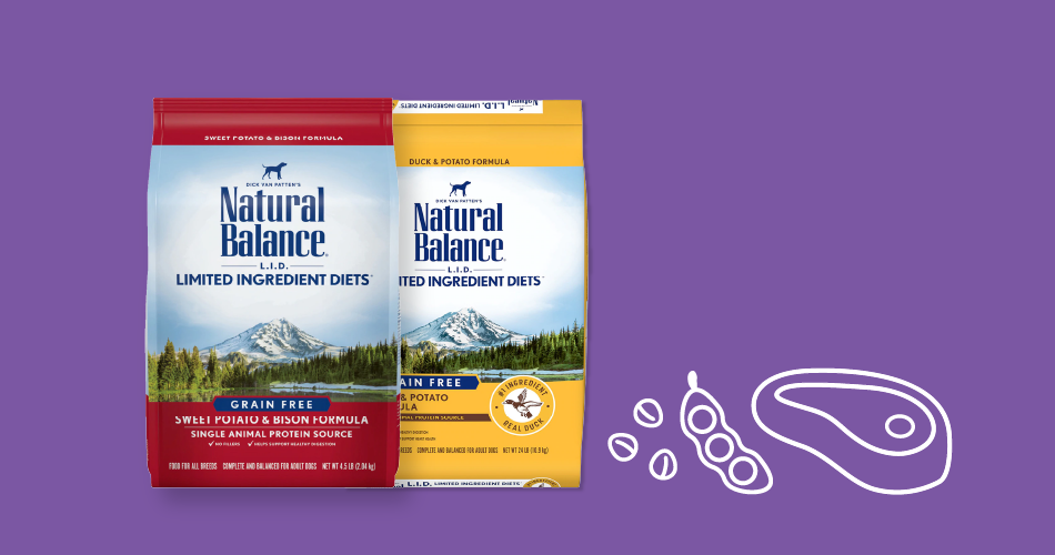 Natural Balance products. Click here to learn more about Natural Balance products.